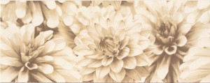inserto Bugi flower cream 20 x 50 WD351-003