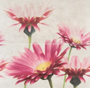 composition Creamy Touch flower 58,3 x 59,3 (inserto) OD635-014