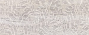 inserto Livi leaves beige 20 x 50 WD339-006